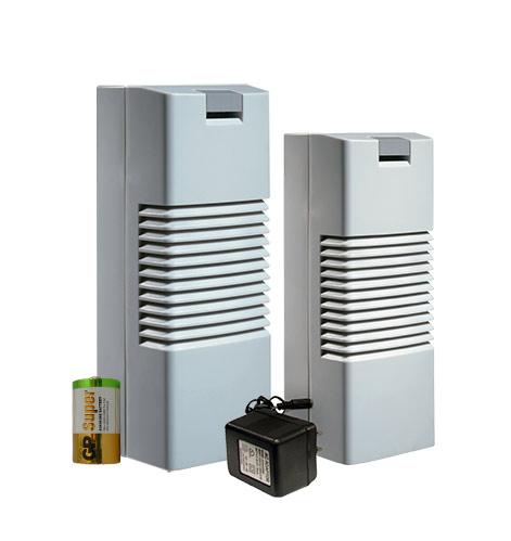 Millenium Fan Air Freshener Dispenser T Grehan Hand